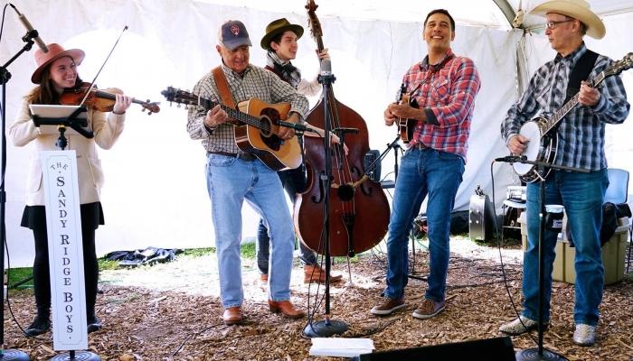 Sandy Ridge Boys at Verrill Farms