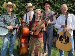 Sandy Ridge Boys Bluegrass